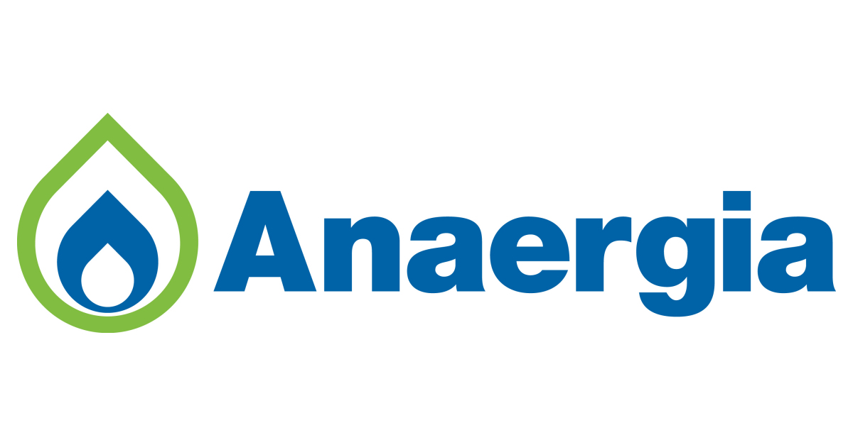 Organisation Logo - Anaergia Ltd