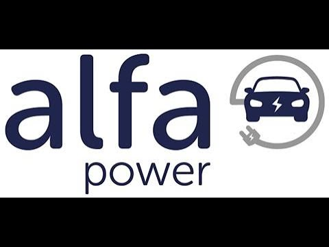 Organisation Logo - Alfa Power