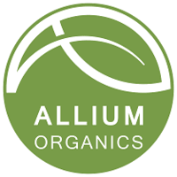 Organisation Logo - Allium Organics