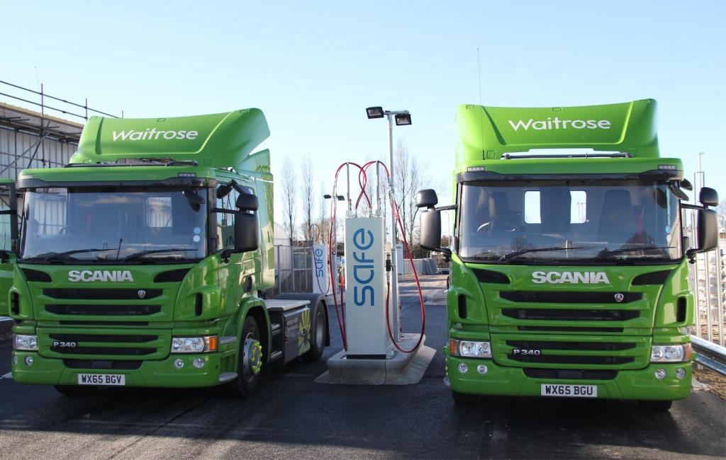 DECARBONISING TRANSPORT – BIOFUEL