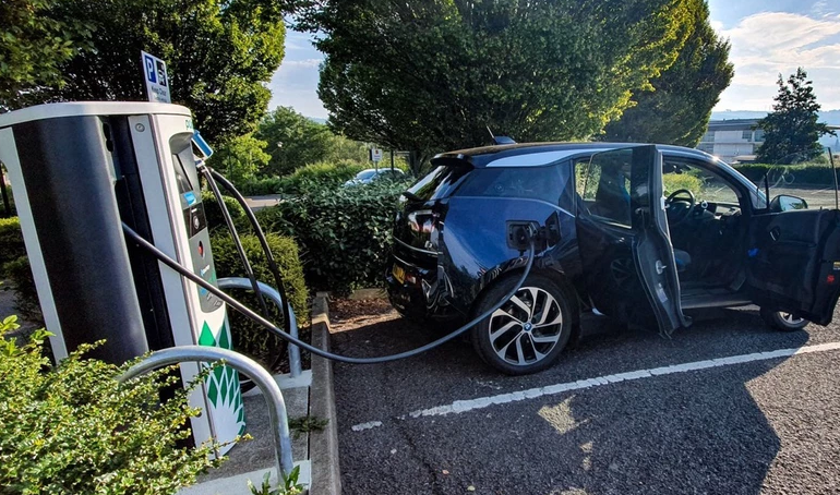 EV Roam to support roaming between UK charging networks