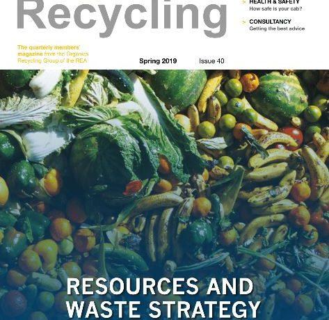 Organics Recycling Magazine Spring 2019