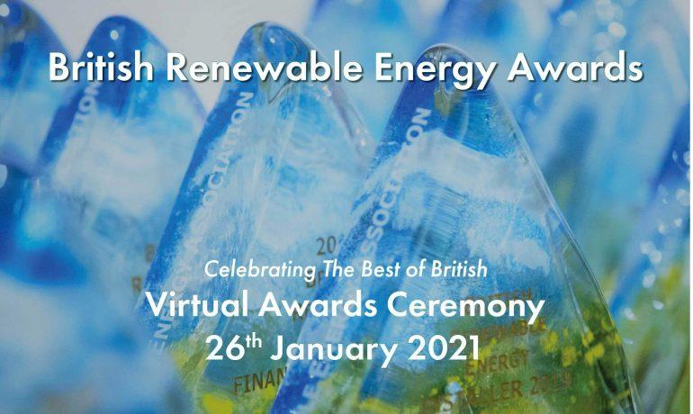 British Renewable Energy Awards 2020
