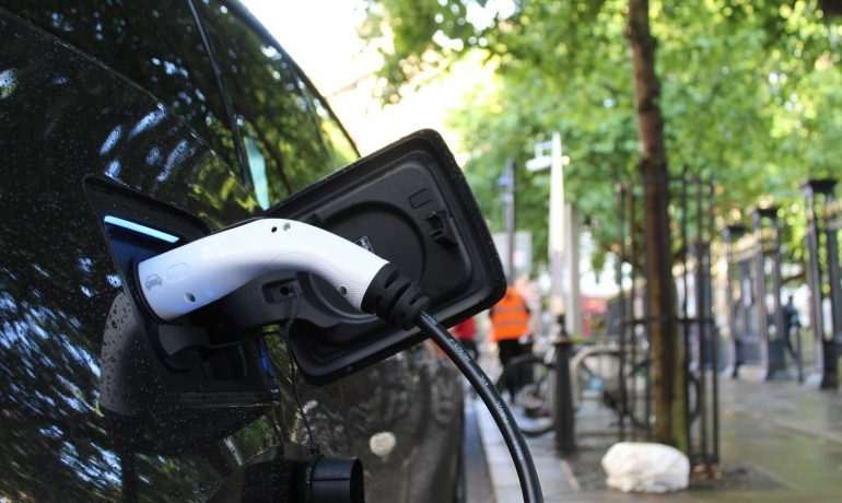 EVs and public charging network keep key workers moving in midst of pandemic