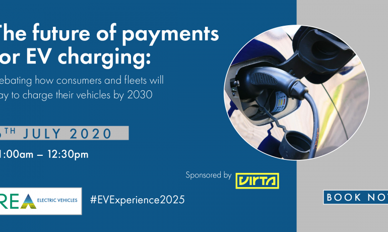 Recording & Slides – REA Webinar on Future of Payments for EV Charging