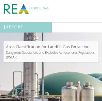 Area Classification for Landfill Gas Extraction (DSEAR)