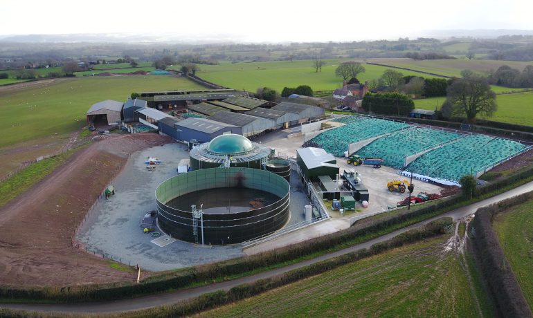 Marches Biogas launch E-learning modules for AD operators