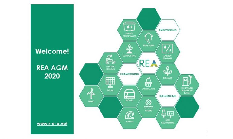 REA AGM 2020