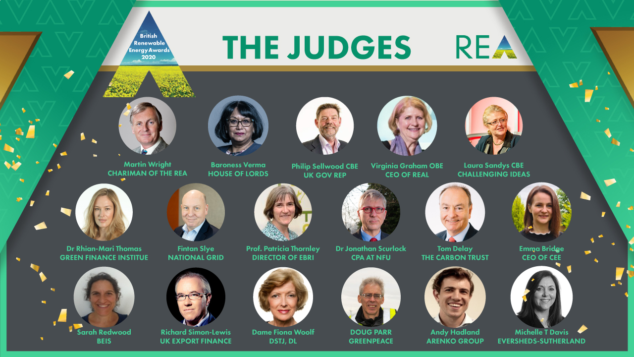 The BREAwards 2020 Judging Panel