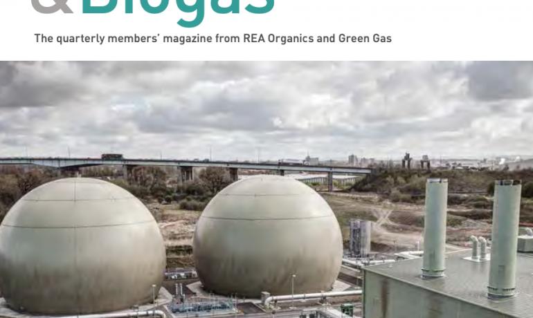 Organics Recycling and Biogas Magazine – Summer 2021