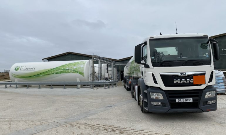New carbon capture opportunity for biogas plant owners